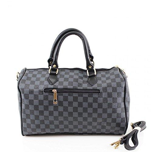 leahward damenmode designer einkaufstasche qualit t kunstleder schultertaschen handtaschen. Black Bedroom Furniture Sets. Home Design Ideas