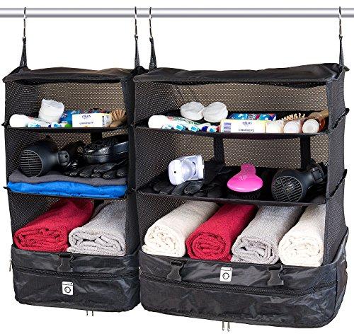 xcase koffer ordnungssysteme xl und xxl koffer organizer packw rfel zum aufh ngen. Black Bedroom Furniture Sets. Home Design Ideas