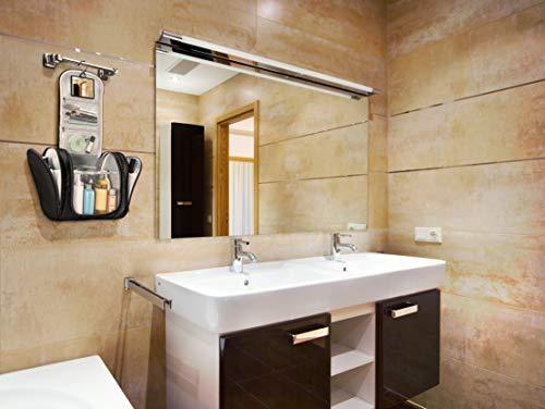 kulturtasche gro zum aufh ngen mit spiegel innentaschen f r herren damen kinder premium. Black Bedroom Furniture Sets. Home Design Ideas