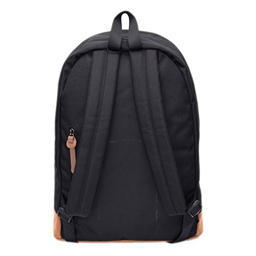 1ee336329f5e0 Rucksack Schwarz Schulrucksack Jugendliche Backpack Rucksäcke mit  Laptopfach für Camping Outdoor Sport günstig online kaufen und bestellen