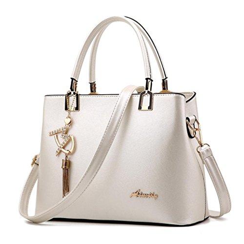 longra damen handtasche shopper schulterbeutel elegant abendtaschen damen designer. Black Bedroom Furniture Sets. Home Design Ideas