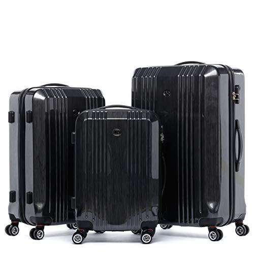 ferg kofferset hartschale 3 teilig cannes trolley set. Black Bedroom Furniture Sets. Home Design Ideas
